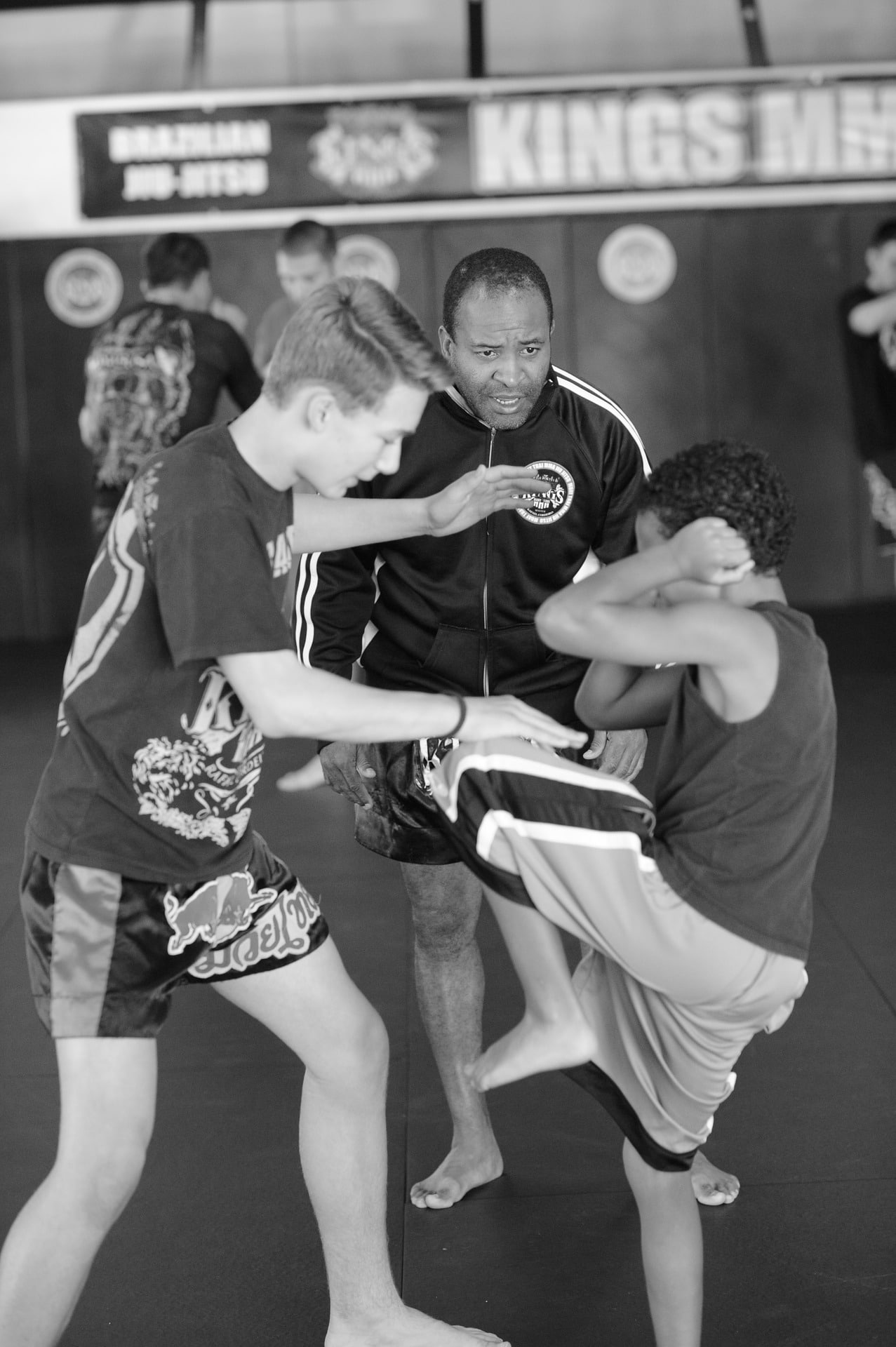 Blind Fury Jiu-Jitsu Academy Contact Us image