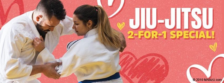 Jiu-Jitsu 2 FOR 1