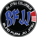 Blind Fury Jiu-Jitsu Academy Logo